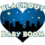 Blackout Baby Boom T-shirts