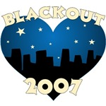 Blackout 2007 T-shirts