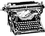 Old Fashioned Typewriter T-shirts