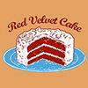 red velvet cake t-shirts