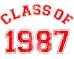 Class of 1987 Retro