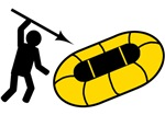 Dinghy Stabber T-shirt