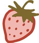 Cutie Strawberry T-shirts