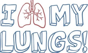 I Love My Lungs