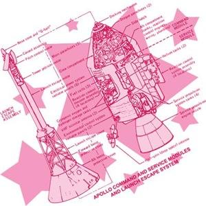 Pink Space Capsule