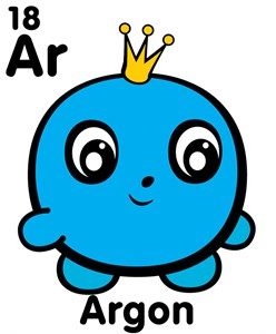 Cute Element Argon
