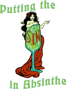 Putting The Sin In Absinthe