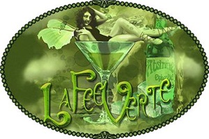 La Fee Verte Collage