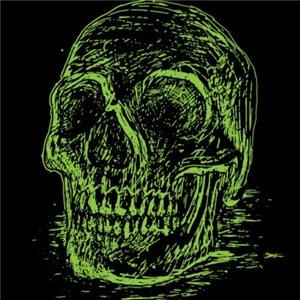 Green Skull Sketch