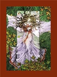 Fairy Tale Sleeping Woman
