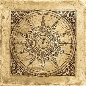 Old Compass Rose 2
