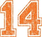 Retro Orange 13