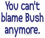 Anti-Obama: You Can't Blame