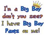 Potty Training Big Boys & Girls