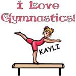 I Love Gymnastics (Kayli)