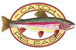 Catch and Release Rainbow Trout