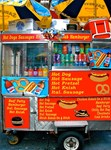 New York Hot Dog Stand