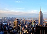 Empire State Building: Morning