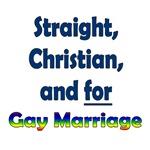 Straight,Christian,&GayMarriage