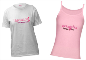 Breast Cancer Awareness Month T-Shirts and Gifts