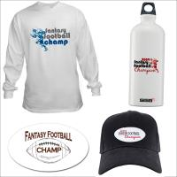 Fantasy Football Champ T-Shirts, Hats & Mugs