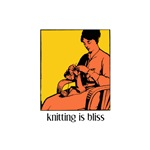 Knitting is Bliss
