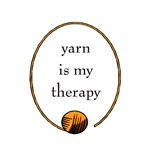 Yarn Is My Therapy
