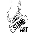 Rubber Stamp Art
