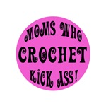 Moms Who Crochet Kick Ass