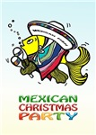 Mexican Merry Christmas from a Mexican Fish