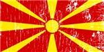 Vintage Macedonia T-shirts