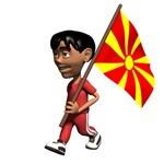 Macedonia Boy T-Shirts