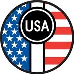 Retro USA T-Shirts