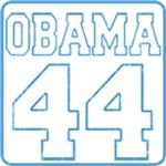 Vintage Obama 44 T-Shirts