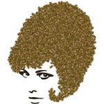Beehive Hair (made of bees)