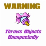 WARNING throws objects unexpectedly