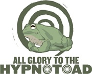All Glory to the Hypnotoad is the perfect shirt for the Futurama TV Geek.