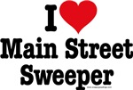 I Heart Main Street Sweeper