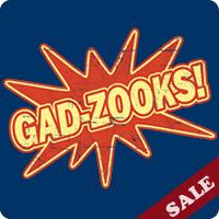 Gad-zooks T-shirts