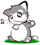 Violin Kitty