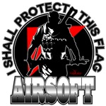 Protect flag airsoft