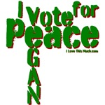 Vegan Vote for Peace Section
