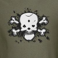 Poker Run Skull