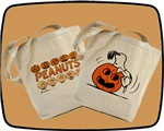 Peanuts Trick Or Treat Bags
