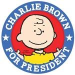 Charlie Brown for President