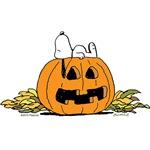 Halloween:  Peanuts-style