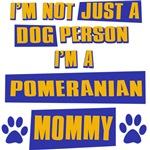 Pomeranian Mommy