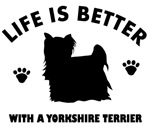 Life's Better Dog Design