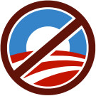 NoBama - symbol only