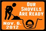 Shovels Ready!